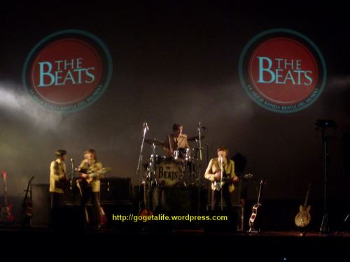 The Beats en Villa Gesell