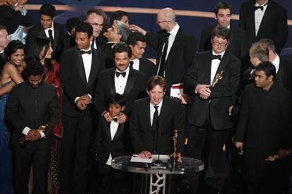 'Slumdog Millionaire' - Mejor Película (Oscars '09)