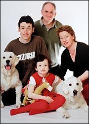 La familia Gardner y los dos Henry