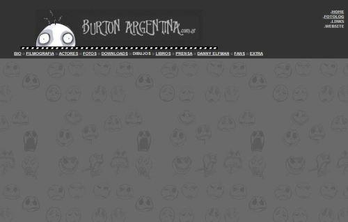 Burton Argentina