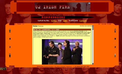 U2 IF 5