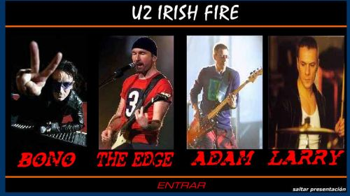 U2 IF Intro flash