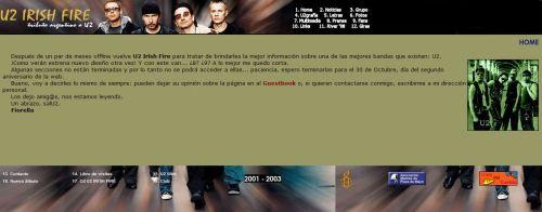 U2 IF 3