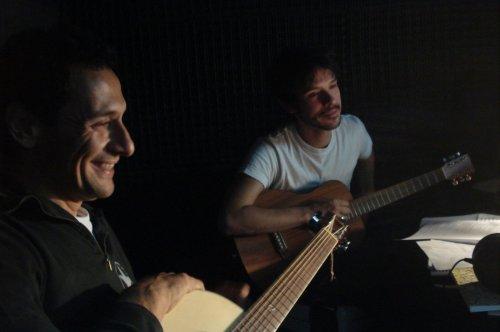 Mollo y Lisandro Aristimuño