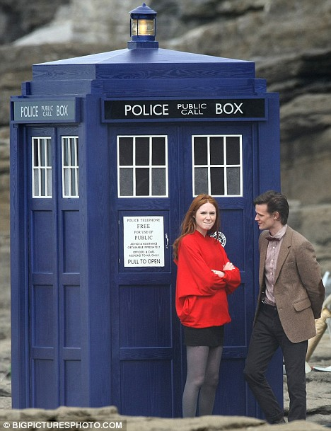 Amy Pond & Doctor 11