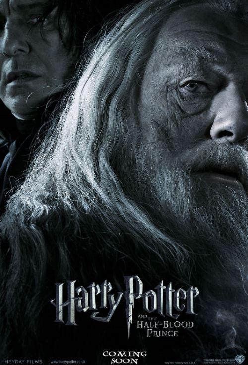 Severus y Dumbledore