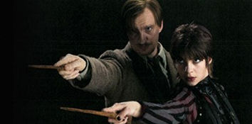 Remus y Tonks