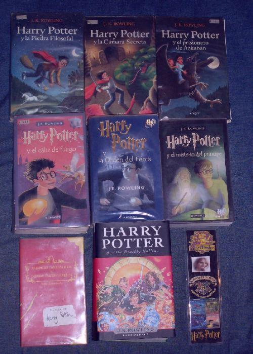 Los Siete Potters