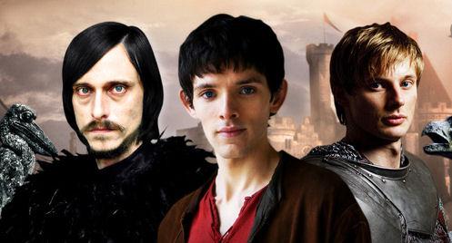"""""""Rasputín"""", Merlin y Arthur"""