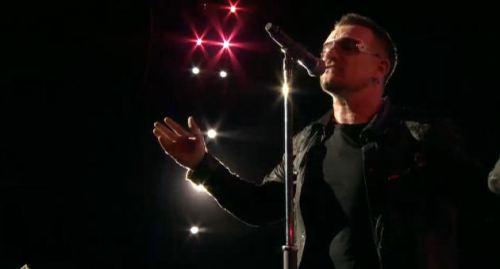 U2 Rose Bwl