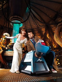 Sarah Jane, The Doctor and K9!!!