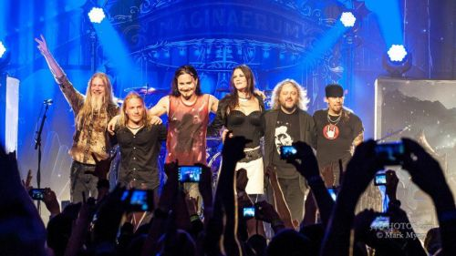 Nightwish with Floor