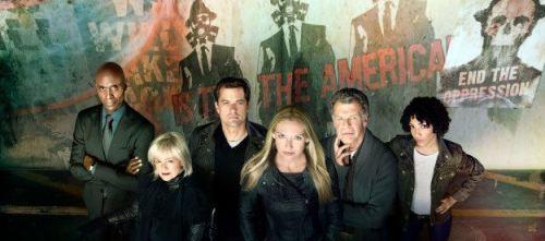 Fringe: quinta temporada