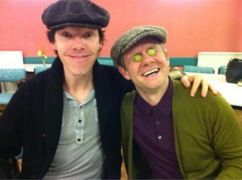 Sherlock S3!